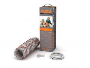AURA Heating MТА 375-2,5 | тёплый пол на матах (2,5 м2, 375 Вт) ― Сан-Топ