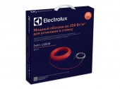 Electrolux Twin Cable ETC 2-17-100 | теплый пол - кабель (0,8 м2, 100 Вт)