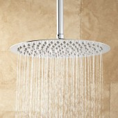 Flova Design KI011B Air-in Rainshower | верхний душ 300 мм (хром)